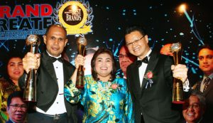 The BrandLaureate Awards 2011