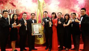 The BrandLaureate Awards 2014-2015