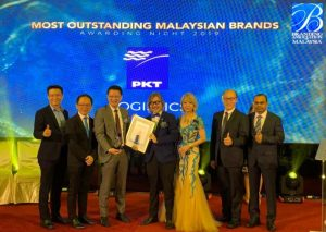 2019 Most Outstanding Malaysian Brands in Logistics